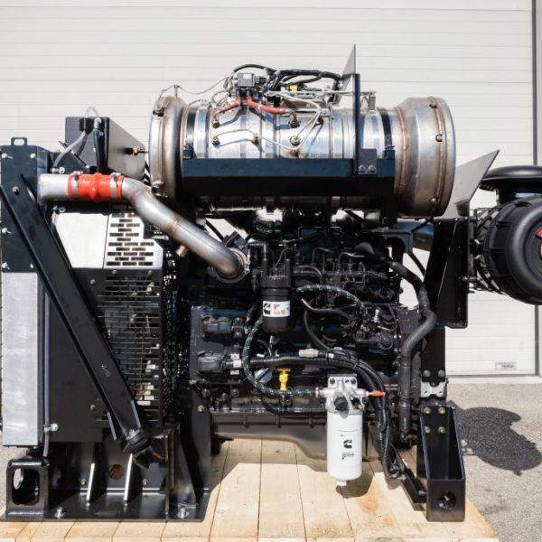 COPEX fait le choix du Power Pack B 6.7 StageV pour la gamme de machine REFLEX