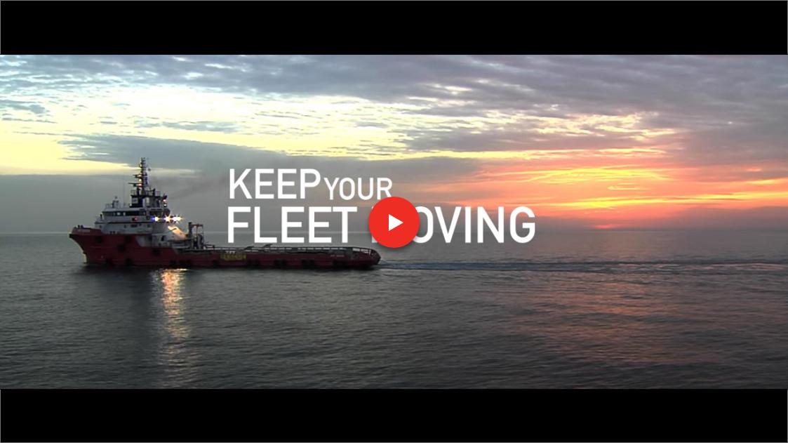 Vidéo de présentation moteurs maritimes Cummins