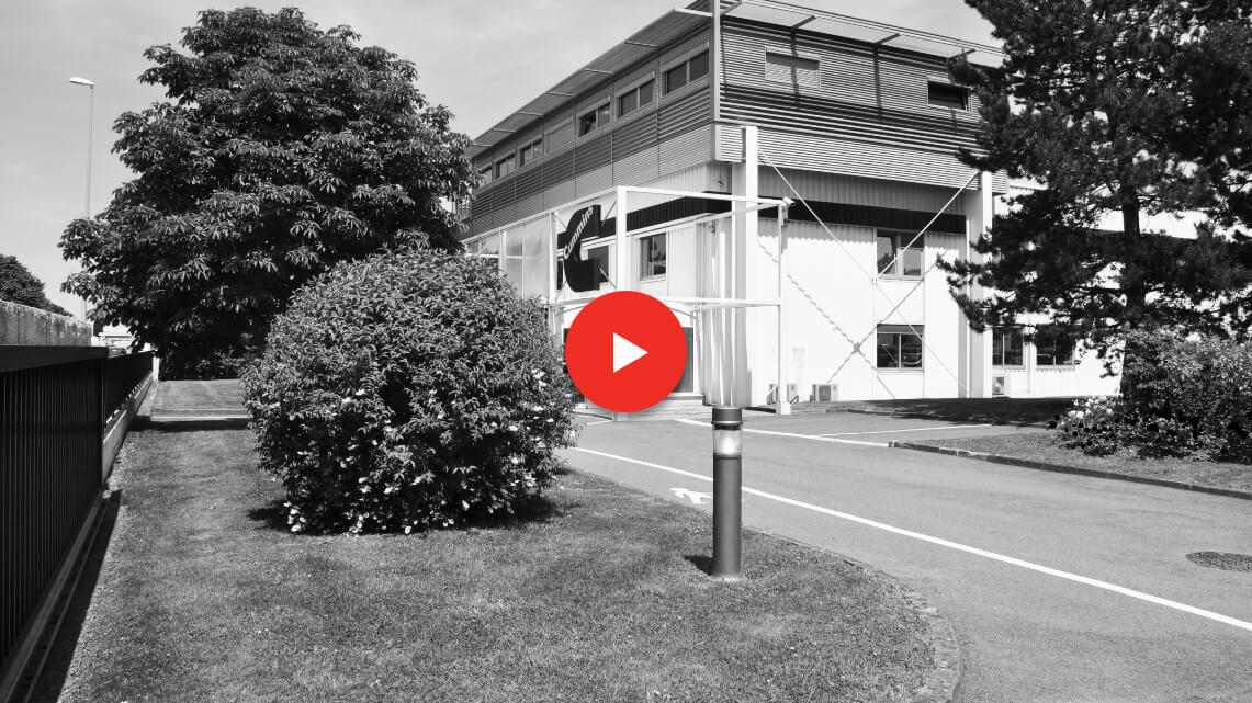 Vidéo présentation société